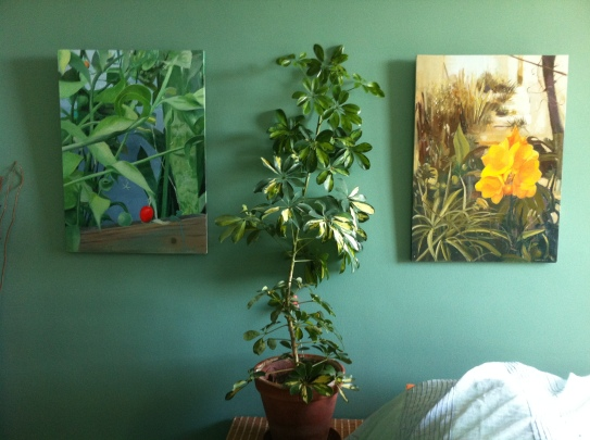 Angelica's paintings